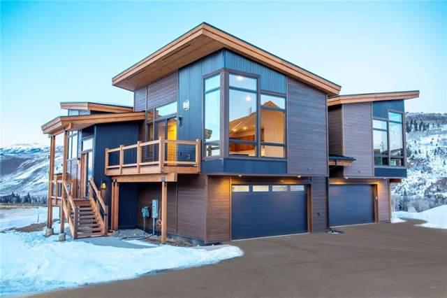 46 W Baron Way, Silverthorne, CO 80498 (MLS #S1015672) :: Colorado Real Estate Summit County, LLC