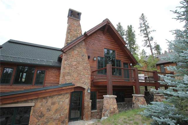 82 Westridge Road, Breckenridge, CO 80424 (MLS #S1018129) :: Dwell Summit Real Estate
