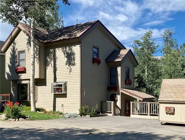 218 Highland Terrace, Breckenridge, CO 80424 (MLS #S1022313) :: Colorado Real Estate Summit County, LLC