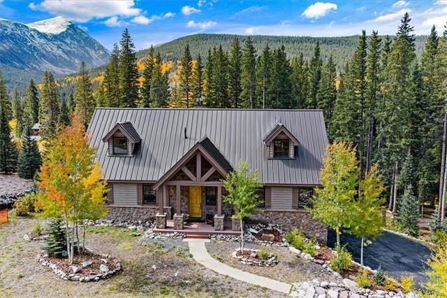 575 Whispering Pines Circle, Breckenridge, CO 80424 (MLS #S1031070) :: Colorado Real Estate Summit County, LLC