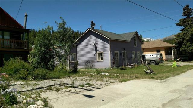 85 S Main Street, Alma, CO 80420 (MLS #S1005923) :: Colorado Real Estate Summit County, LLC