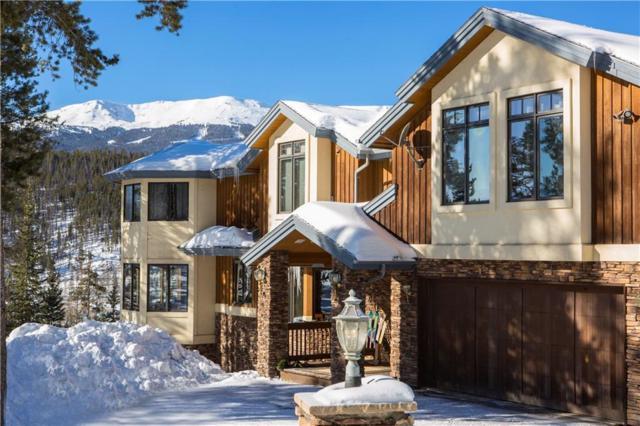 35 Fletcher, Breckenridge, CO 80424 (MLS #S1011342) :: Colorado Real Estate Summit County, LLC