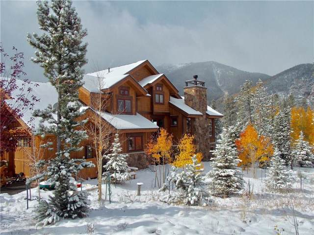 520 Pemmican Court, Frisco, CO 80443 (MLS #S1013673) :: eXp Realty LLC - Resort eXperts