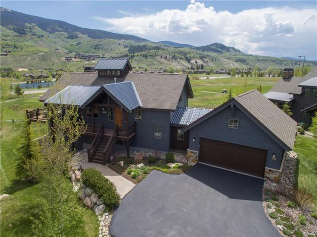 126 Talon Circle, Silverthorne, CO 80498 (MLS #S1005314) :: Colorado Real Estate Summit County, LLC