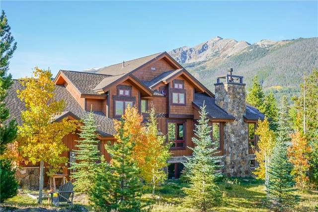 520 Pemmican Court, Frisco, CO 80443 (MLS #S1013673) :: Colorado Real Estate Summit County, LLC