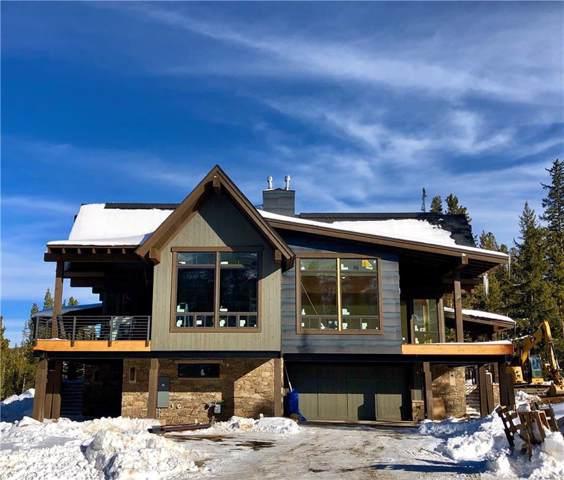 160 Cucumber Drive, Breckenridge, CO 80424 (MLS #S1014372) :: eXp Realty LLC - Resort eXperts
