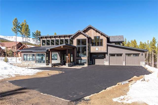 141 Saw Mill Run Road, Breckenridge, CO 80424 (MLS #S1014612) :: eXp Realty LLC - Resort eXperts