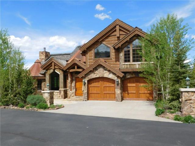 72 Snowy Ridge Road, Breckenridge, CO 80424 (MLS #S394619) :: Colorado Real Estate Summit County, LLC
