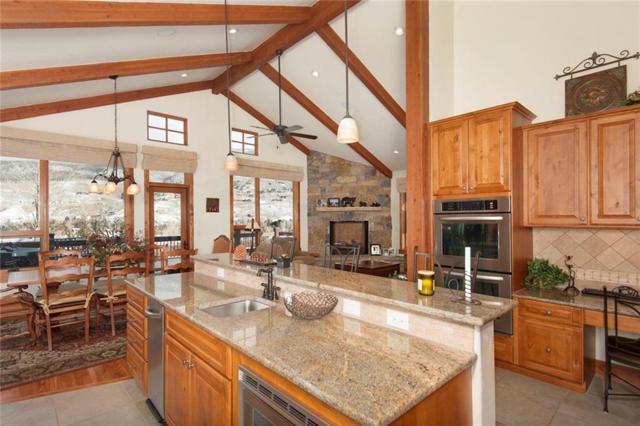126 Talon Circle, Silverthorne, CO 80498 (MLS #S1005314) :: Colorado Real Estate Summit County, LLC