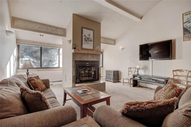 214 Ten Mile Circle #306, Copper Mountain, CO 80443 (MLS #S1012116) :: Colorado Real Estate Summit County, LLC