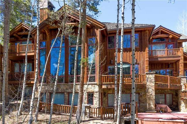 995 Four Oclock Road, Breckenridge, CO 80424 (MLS #S1012385) :: Colorado Real Estate Summit County, LLC