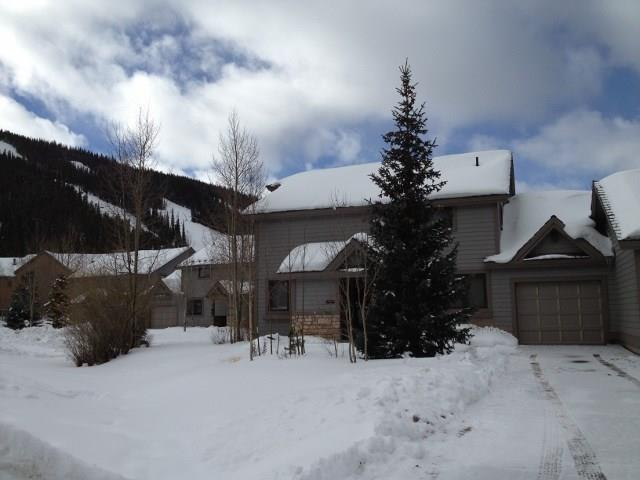 161 Golf Course Drive #6, Copper Mountain, CO 80442 (MLS #S1006362) :: The Smits Team Real Estate