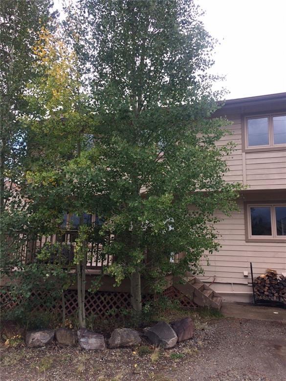 314 C Miners Creek Drive #4, Frisco, CO 80443 (MLS #S1006701) :: Colorado Real Estate Summit County, LLC