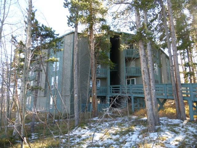 2100 Lodge Pole Circle A-106, Silverthorne, CO 80498 (MLS #S1007103) :: Colorado Real Estate Summit County, LLC