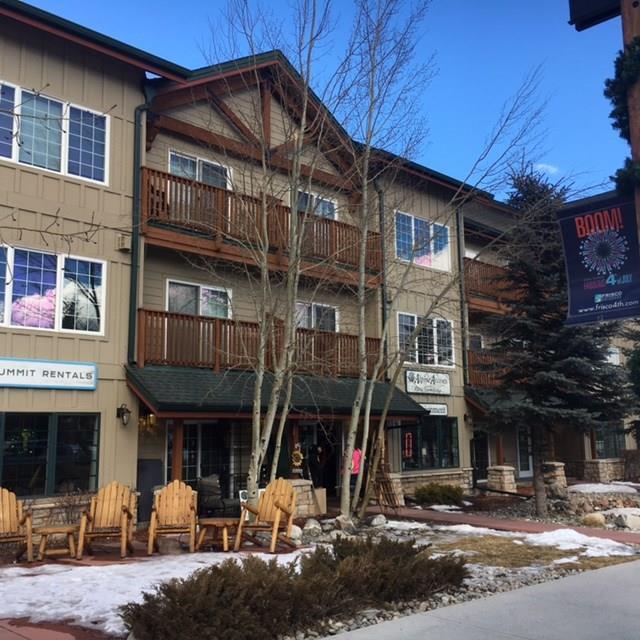 101 E Main Street E C103 & C 105, Frisco, CO 80443 (MLS #S1008040) :: Colorado Real Estate Summit County, LLC