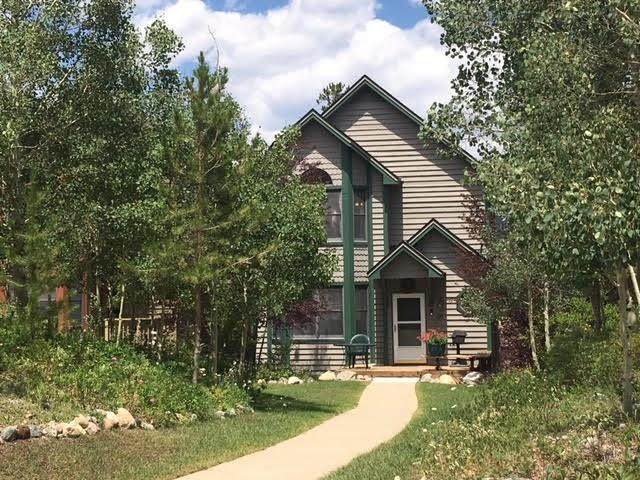 60 Teller Street, Frisco, CO 80443 (MLS #S1010177) :: Colorado Real Estate Summit County, LLC