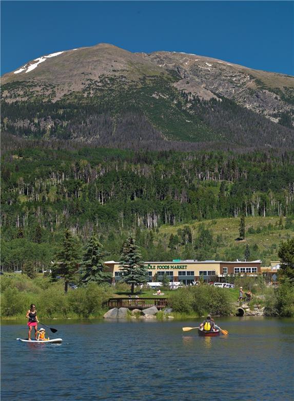 100 Basecamp Way #101, Frisco, CO 80443 (MLS #S1010741) :: Resort Real Estate Experts