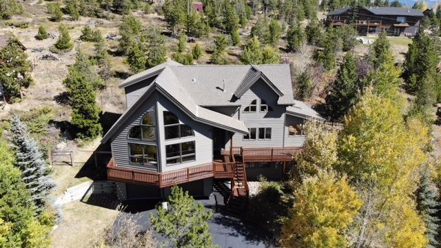 371 Hummingbird Circle, Silverthorne, CO 80498 (MLS #S1011041) :: Colorado Real Estate Summit County, LLC