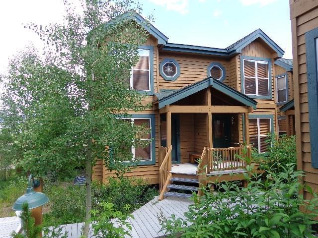 309 Saddle Ridge Drive #309, Silverthorne, CO 80498 (MLS #S1011463) :: Colorado Real Estate Summit County, LLC