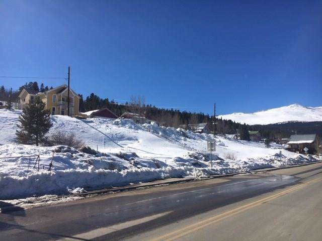 55 N Main Street, Alma, CO 80420 (MLS #S1012590) :: Colorado Real Estate Summit County, LLC