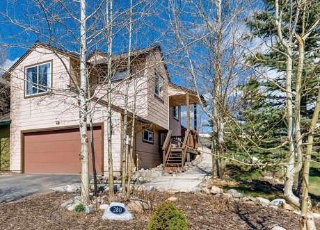 280 Meadow Wood Circle, Dillon, CO 80435 (MLS #S1013265) :: Colorado Real Estate Summit County, LLC