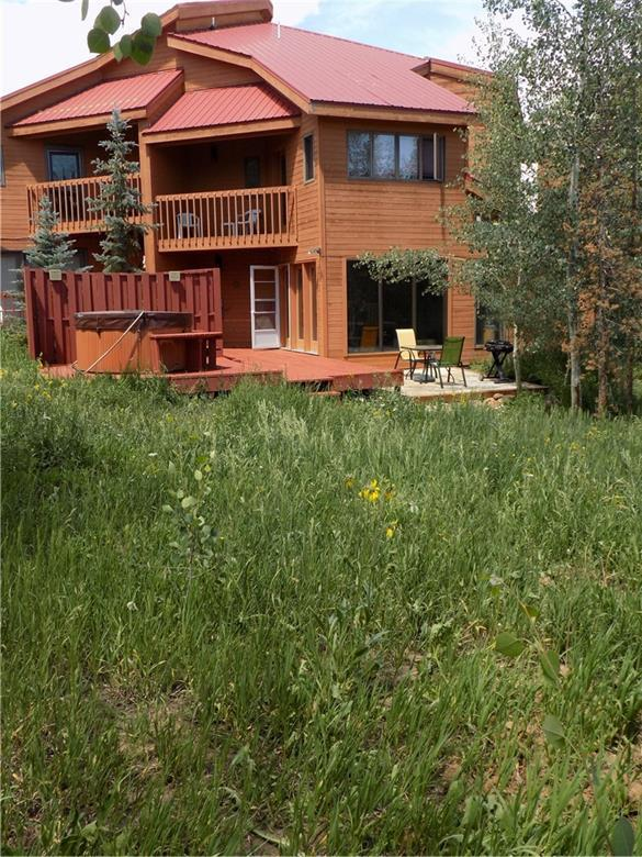761 Ryan Gulch Road, Wildernest, CO 80497 (MLS #S1014565) :: Colorado Real Estate Summit County, LLC