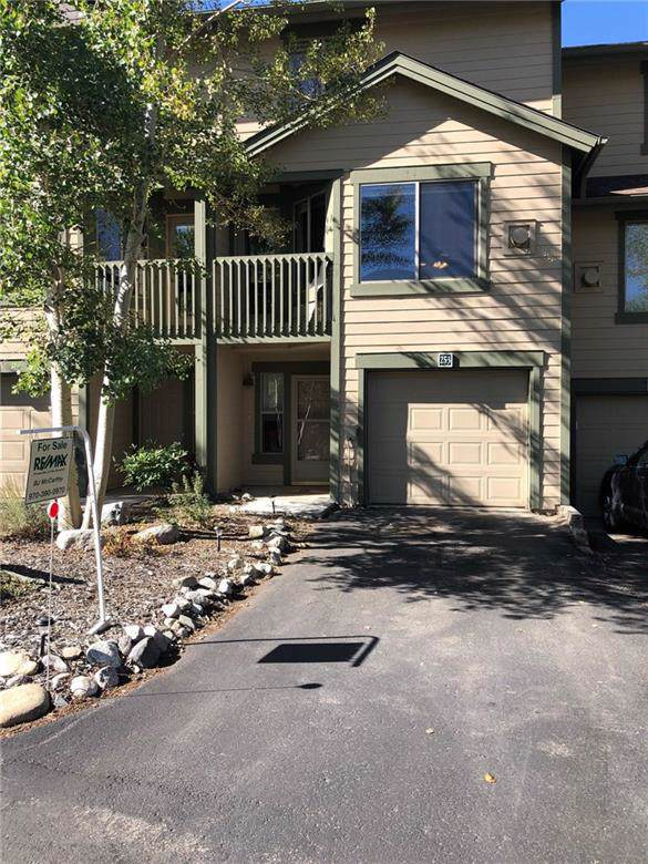 253 Kestrel Lane #253, Silverthorne, CO 80498 (MLS #S1015188) :: Colorado Real Estate Summit County, LLC