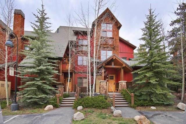 27 Lake Ridge Circle #1842, Keystone, CO 80435 (MLS #S1015440) :: Colorado Real Estate Summit County, LLC