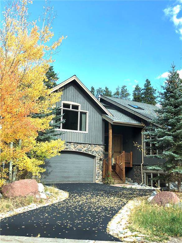210 Lupine Lane, Frisco, CO 80443 (MLS #S1015829) :: Colorado Real Estate Summit County, LLC