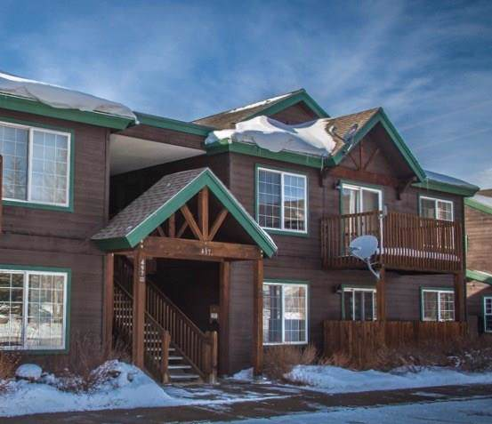 497 Cove Boulevard 1H, Dillon, CO 80435 (MLS #S1017087) :: Dwell Summit Real Estate