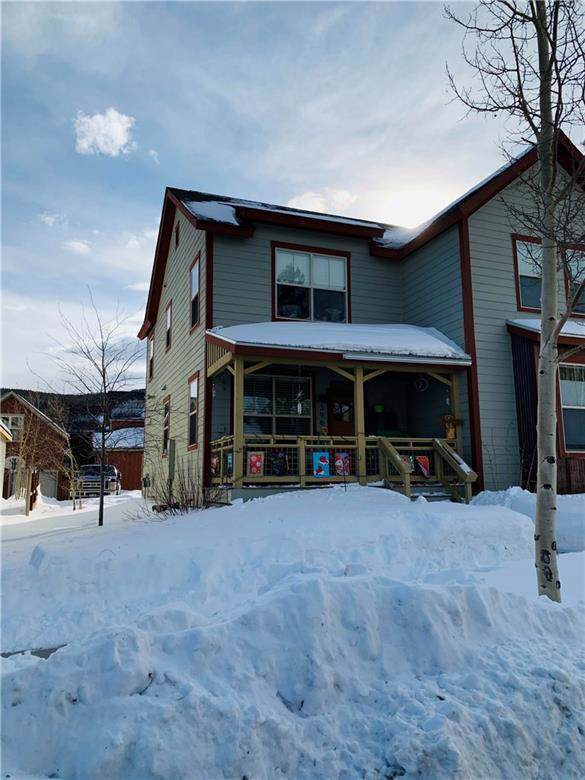 396 Belford Street, Frisco, CO 80443 (MLS #S1017310) :: Colorado Real Estate Summit County, LLC