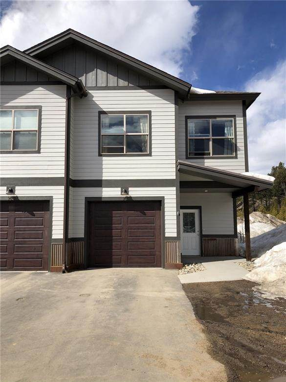 151 Wayback Drive 6B, Keystone, CO 80435 (MLS #S1017947) :: Colorado Real Estate Summit County, LLC