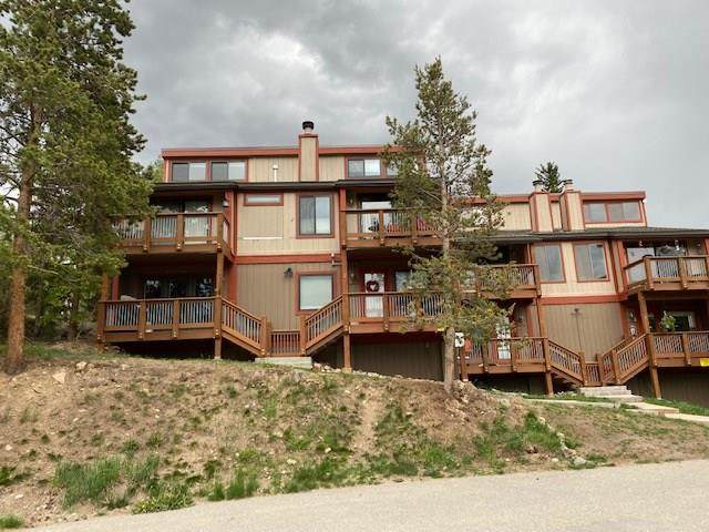 147 Illinois Gulch Road #5, Breckenridge, CO 80424 (MLS #S1019111) :: Colorado Real Estate Summit County, LLC