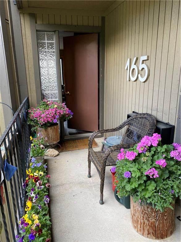 1185 Ski Hill Road #165, Breckenridge, CO 80424 (MLS #S1019361) :: Colorado Real Estate Summit County, LLC