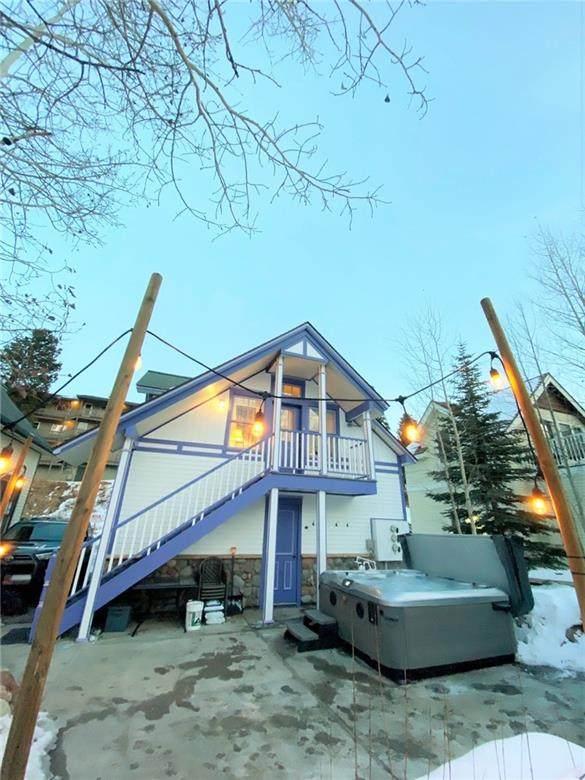 304 N Main Street I - 1 & 3, Breckenridge, CO 80424 (MLS #S1023183) :: Dwell Summit Real Estate