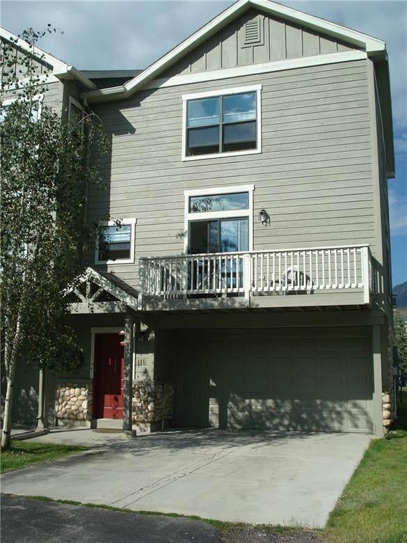 116 Creek Lane, Silverthorne, CO 80498 (MLS #S1023820) :: Dwell Summit Real Estate