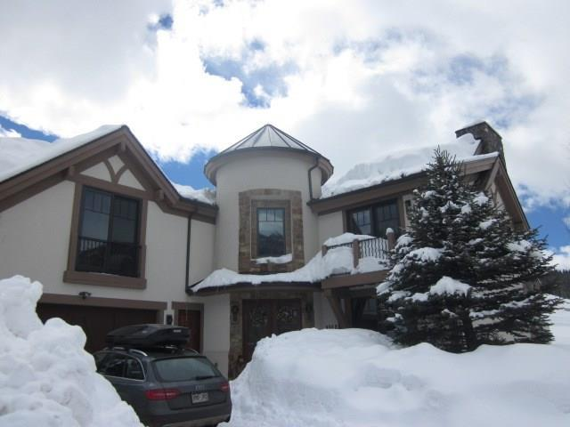 48 Masters Drive, Copper Mountain, CO 80443 (MLS #S1006864) :: The Smits Team Real Estate