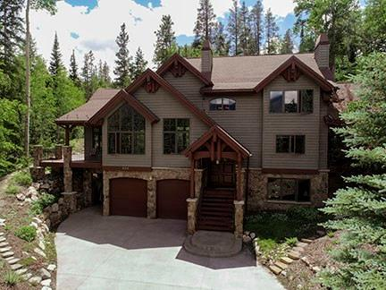 525 Two Cabins Drive, Silverthorne, CO 80498 (MLS #S1014586) :: Resort Real Estate Experts