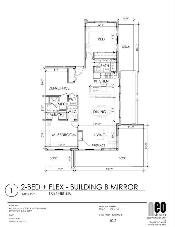 930 Blue River Parkway #1031, Silverthorne, CO 80498 (MLS #S1014941) :: Resort Real Estate Experts
