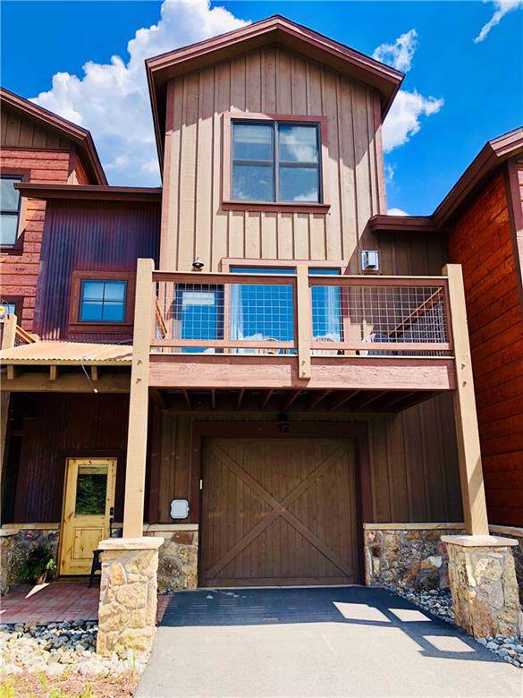 12 Damselfly Loop 47B, Silverthorne, CO 80498 (MLS #S1014960) :: Dwell Summit Real Estate