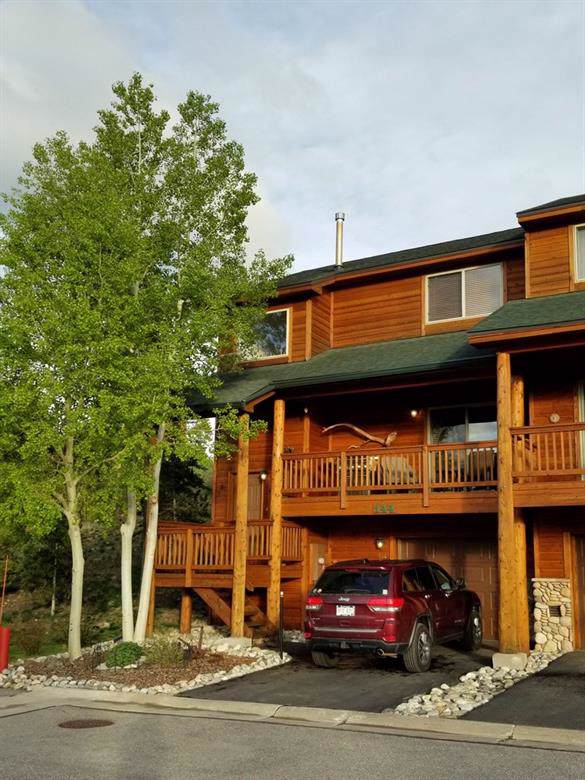 144 Lookout Ridge Drive #144, Dillon, CO 80435 (MLS #S1014990) :: Resort Real Estate Experts