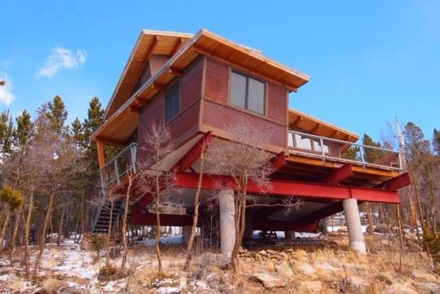 1680 Lamartine Road, Idaho Springs, CO 80452 (MLS #S1015752) :: Colorado Real Estate Summit County, LLC