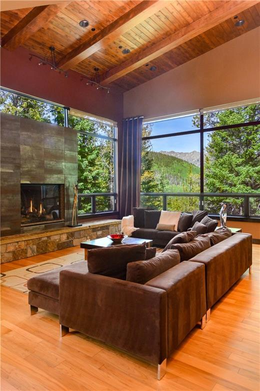 1100 Beeler Place, Copper Mountain, CO 80443 (MLS #S1003986) :: Colorado Real Estate Summit County, LLC