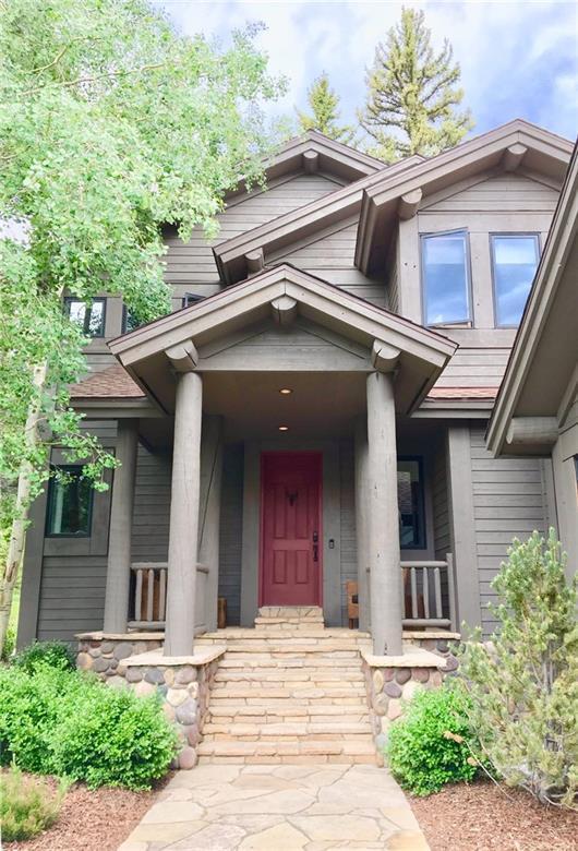 68 Goldenrod Circle, Keystone, CO 80435 (MLS #S1014078) :: Colorado Real Estate Summit County, LLC