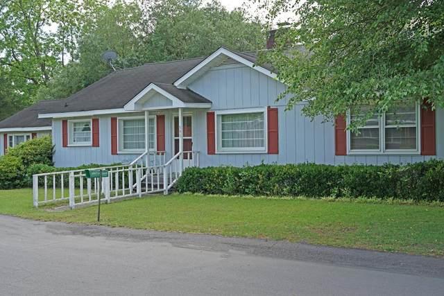 595 Dantlzer Street, Elloree, SC 29047 (MLS #140337) :: Gaymon Realty Group