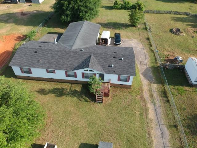 1435 Hidden Oaks Drive, Wedgefield, SC 29168 (MLS #140404) :: Gaymon Gibson Group