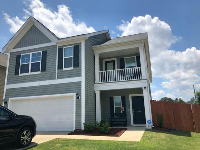 1786 Ruger Dr, Sumter, SC 29153 (MLS #140454) :: Gaymon Gibson Group