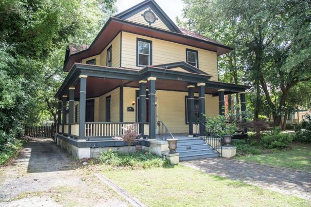 424 W Hampton Avenue, Sumter, SC 29150 (MLS #140500) :: Gaymon Gibson Group