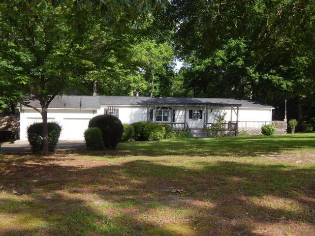 203 Snail Trail Rd., Vance, SC 29163 (MLS #140576) :: Gaymon Gibson Group