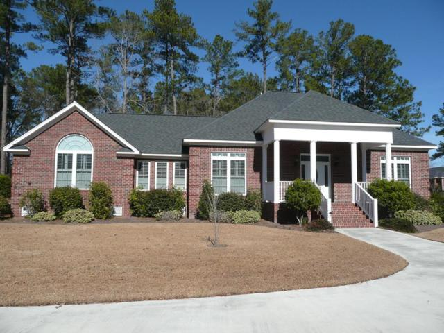 420 Fairway Lane, Santee, SC 29142 (MLS #140875) :: Gaymon Gibson Group